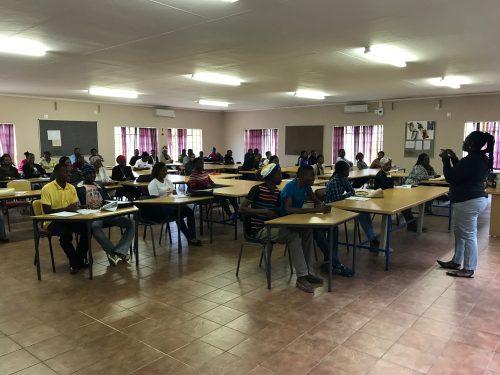 Zuid-Afrikaanse overheid erkent opleidingstak Bambanani