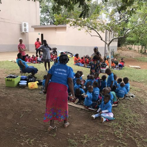 Choral Festival van Bambanani-scholen