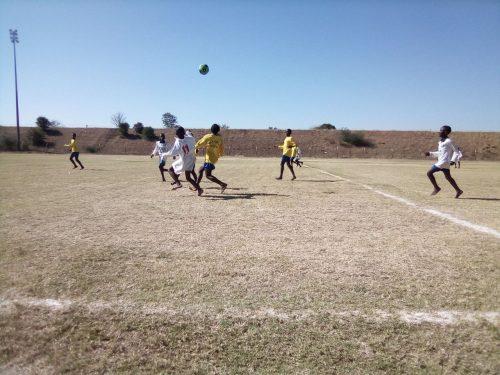 Bambanani Soccer League, niet alleen maar fair play…