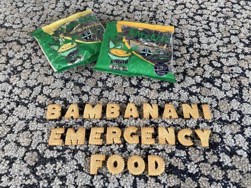 Bambanani Noodfonds – Actie!