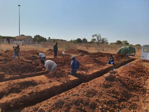 Update Bambanani Education Center & Home Base