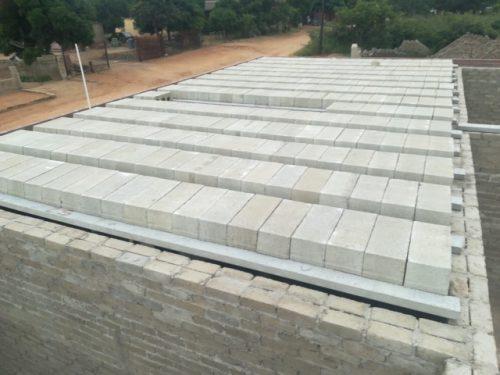 Construction Education Center really make progress now!